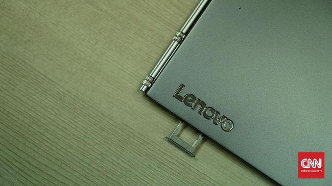 Setelah Ponsel Lipat, Kini Muncul Laptop dengan Layar Lipat