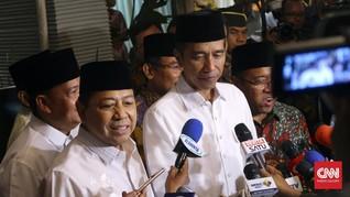 Setnov Minta Perlindungan, Jokowi Tegaskan Semua Ada Aturan