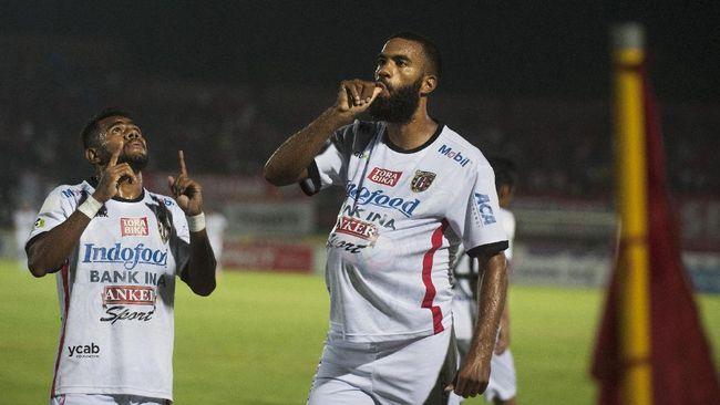 Nilai Jual Meroket, Comvalius Resmi Dilepas Bali United