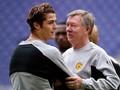 Ferguson Sisakan Sesal Meski MU Juara Liga Champions 2008