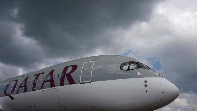 Qatar Airways Berambisi Comot Pangsa Pasar Penerbangan China