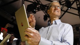 Obsesi iPad Pro Baru Gantikan Komputer Tradisional