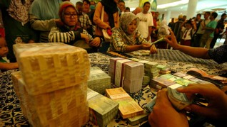 Libur Lebaran Panjang, BI Sediakan Uang Tunai Rp188 Triliun