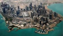 Qatar Buka Museum Nasional Bentuk Mawar Gurun pada 2019