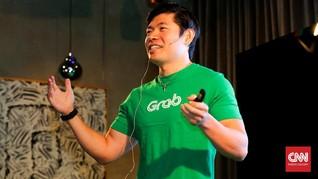 Cerita Luhut dan Pendiri Grab soal Thinkubator