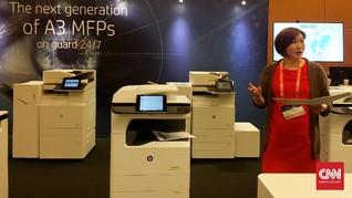 HP Inc Bakal PHK 9.000 Karyawan