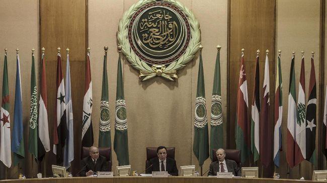 Liga Arab Kembali Bahas Pengakuan Trump soal Yerusalem