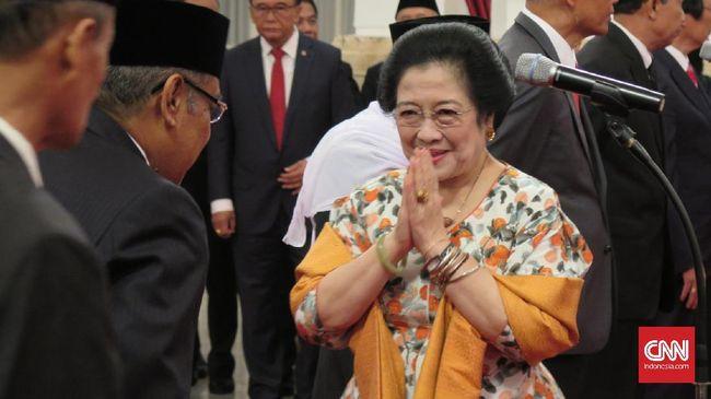 Ada Megawati di Pertemuan Obama dengan Bos Emtek