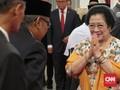 Jokowi Lantik Megawati Jadi Dewan Pengarah UKP Pancasila
