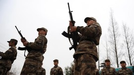 AS Sebut Militer China Siap Berperang Dengan Taiwan