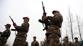 Aparat China Tahan 10 Orang Terlibat Aksi Demonstrasi Veteran