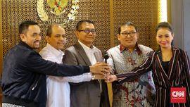 Survei SMRC: Angket KPK untuk Lindungi DPR dari Jerat Hukum