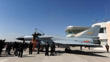 Pesawat China Latihan di Laut Timur, Korsel-Jepang Siaga