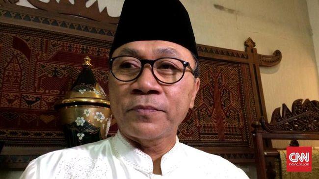 Ketua MPR Ucapkan Selamat Natal dan Harap Rajutan Persatuan