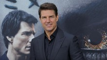 Tom Cruise, Aktor Pertama yang Diganjar 'Pioneer of the Year'