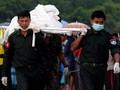 Harapan Korban Selamat, Kekuatan Myanmar Cari Pesawat