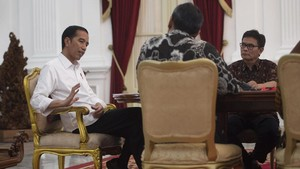 Istana 'Serang Balik' Fahri Hamzah Soal Jokowi dan Setnov