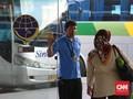 Cerita Sopir Bus Lewatkan Lebaran Hari Pertama Karena Tugas