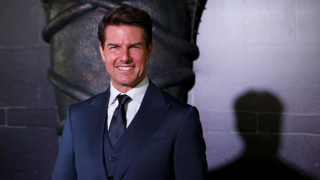 Scientology Disebut Punya Tugas Cari Pacar untuk Tom Cruise