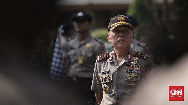 Eks Kapolda Metro M Iriawan Disebut Tahu Novel Akan Diserang