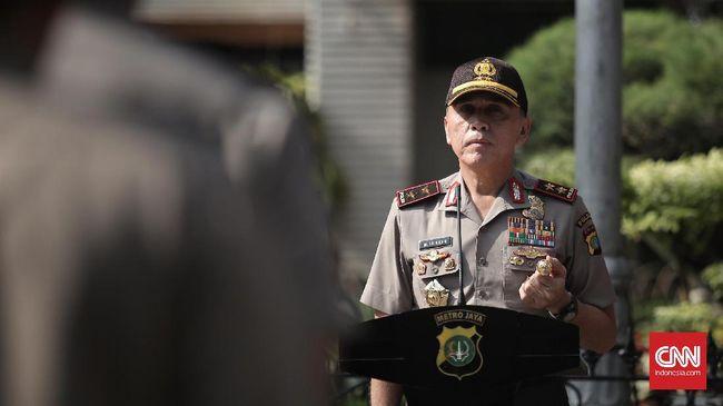 Gerindra Berencana Tak Hadir Saat Pelantikan Iriawan