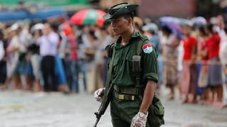Rohingya Kalut, China Perkuat Relasi dengan Militer Myanmar