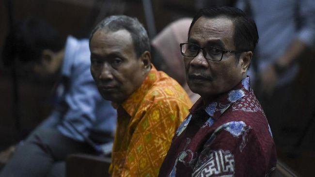 Terdakwa e-KTP Muntaber, Hakim Tunda Sidang Pledoi