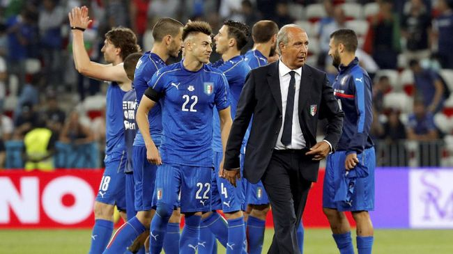 Pengelompokan Peserta 'Play-off' Piala Dunia Zona Eropa
