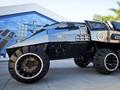 NASA Pamer 'Mobil Batman' untuk Eksplorasi Mars