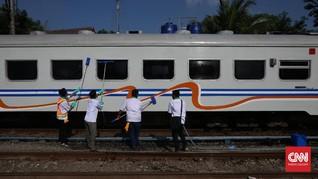 Ratusan Tiket Kereta Jatah Mudik Gratis Masih Tersisa
