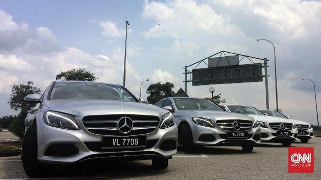 PHEV Mercedes C 350 e Jembatan Mobil Masa Depan