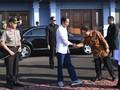 Jokowi Ungkap Alasan Pakai Sepatu Sneaker