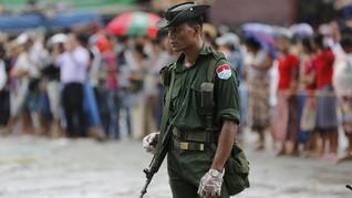 Myanmar Tolak Mahkamah Internasional Selidiki soal Rohingya