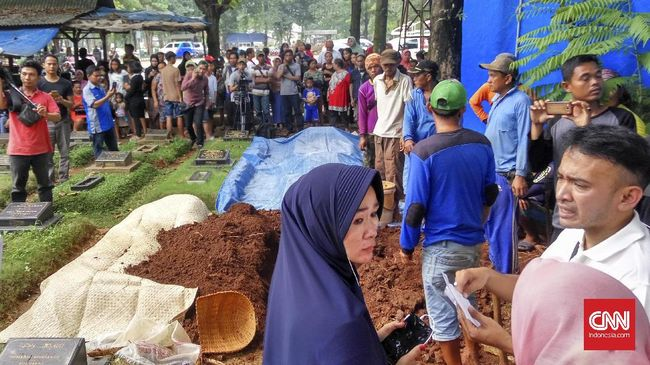 Ruben Onsu Siapkan Proses Pemakaman Julia Perez
