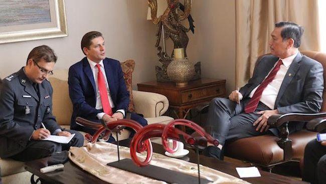 Menko Luhut: Banyak Potensi Kerja Sama dengan Polandia
