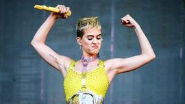 Katy Perry Akui Tak Lagi Jomlo