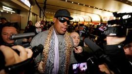 Dekati Korut, Dennis Rodman Diusulkan Tak Dihormati NBA Lagi
