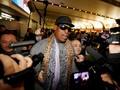Dennis Rodman ke Singapura saat Kim Jong-un Bertemu Trump