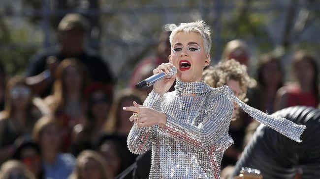 Kasus Plagiat, Pihak Katy Perry Harus Ganti Rugi Rp39,5 M