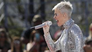 Katy Perry di Indonesia, Konser Sepi sampai Suara Mati