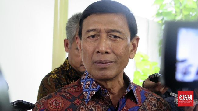 Wiranto: Panglima TNI dan Kapolri Setop Komentar soal Senjata