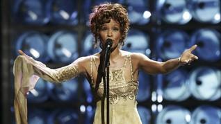 Hologram Whitney Houston Bakal Jalani Tur Dunia di 2020