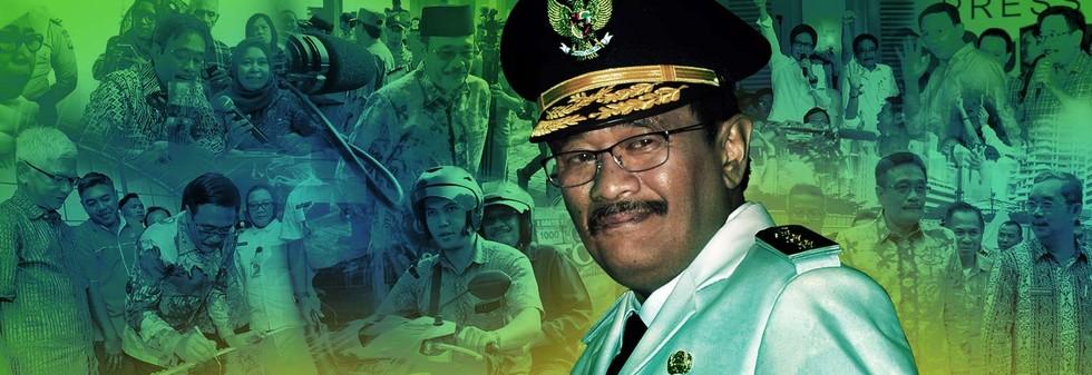 Djarot Pimpin Jakarta