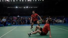 Tontowi/Liliyana Gagal Melaju ke Final BWF Super Series