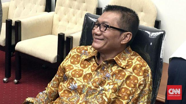 KPK Kembali Panggil Ketua Pansus Angket Agun Gunandjar