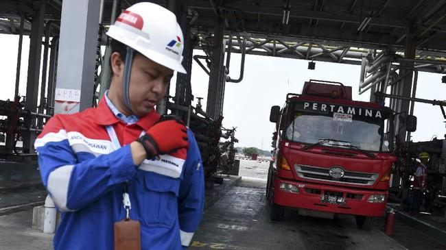 Pemerintah Bakal Cicil Utang ke Pertamina Rp20 T Hingga 2019