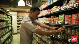 Tahun Depan, Harga Makanan-Minuman Bakal Naik 5 Persen