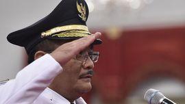 Dilantik Jadi Gubernur Jakarta, Djarot Rindu Ahok