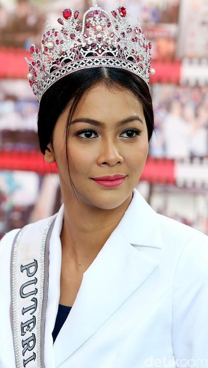 Rantai Prestasi Indonesia di Miss Universe yang Terputus di Bunga Jelitha 1