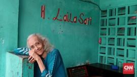 Laila Sari Meninggal Dunia di Usia 82 Tahun